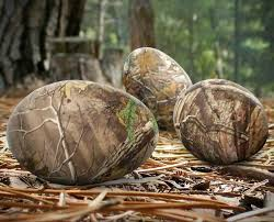 how to make camouflage easter eggs with dye