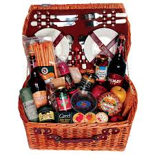 the picnic gift basket garden of gourmet market