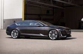 concept car of the week cadillac escala concept revealed previews future design
