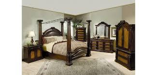 coaster bedroom set montecito 201201 bedroom set coaster furniture canopy bed