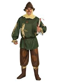 Womens Scarecrow Halloween Costume Officially Licensed Wizard Oz Costumes Halloweencostumes