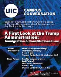 Uic Campus Map Campus Conversation Series February 2017 Office Of The Provost