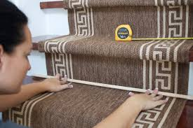 stair runner install diy style living quarters on a dime