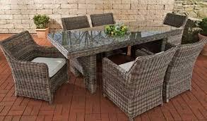 patio furniture impressive pe rattan outdoor sofa sets with