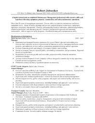 manager resume template operations manager resume template railroad management resume