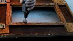 how to clean old wood furniture how to clean antique frames youtube