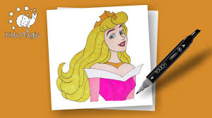 coloring pages princess aurora drawing art for kids disney