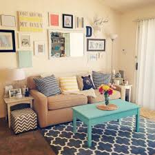 Best  Diy Apartment Decorating On A Budget Rental Ideas On - Interior design ideas for apartment living rooms