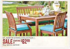 Cost Plus Outdoor Furniture Cost Plus World Market 30 Off St Martin Outdoor Furniture Up