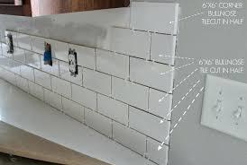 subway tile corner kitchen tile subway tile ideas black kitchen