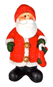 isolated santa claus ornament no cost royalty free stock