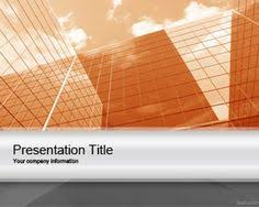 clouding powerpoint template is a free ppt template for serious