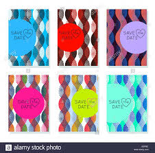 many stock birthday party invitation card vector creation invitation card design template set editable layout for birthday