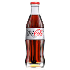 Southern Comfort And Coke Coca Cola Diet Coke 24x 330ml Icon Glass Bottles Drinksupermarket