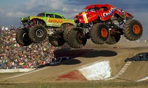 monster truck racing association 2016 in the books throwdown team looks forward to 2017