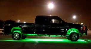 led truck car automobile accent lights cars