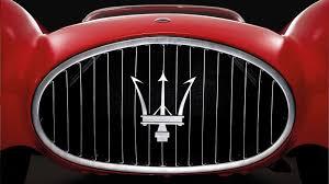 maserati car symbol the company