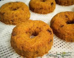 24th veganniversary treat raw carrot cake donuts the raw veganista
