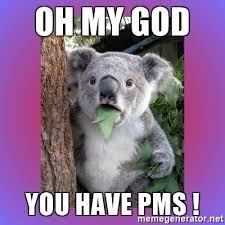 Meme Generator Koala - oh my god you have pms koala surprise meme generator