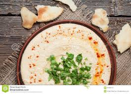cuisine libanaise traditionnelle plat du houmous nourriture libanaise traditionnelle avec image