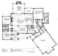 Custom Home Blueprints House Plans Arizona Style Arts