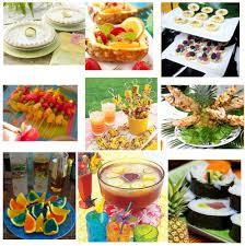 hawaiian luau party hawaiian luau party fruit skewer salad and luau