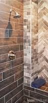 bathroom showers photos brick and hardwood tile in a shower design in the royal birkdale by doyle