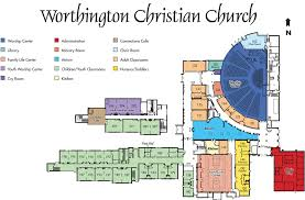 Church Floor Plans Free Floorplan Map Jpg