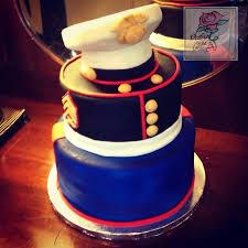 usmc groom u0027s cake cakecentral com