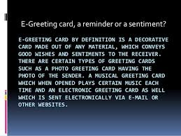 electronic greeting cards e greeting card by definition is a decorative card