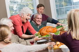a healthy thanksgiving with these tips from grace home care