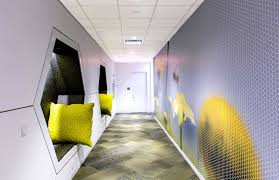 Creative Workspaces Ghd Technology Client Branded Environments