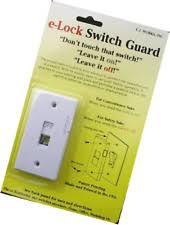 light switch lock guard light switch guard ebay