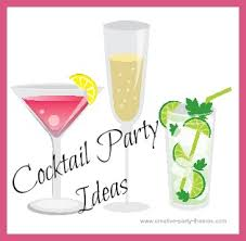 cocktail ideas creative themes and ideas