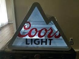 coors light beer fridge coors light refrigerator youngauthors info