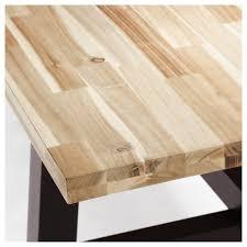 Acacia Wood Dining Room Furniture Skogsta Dining Table Ikea