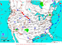 Texas Weather Map Why Does High Pressure Mean Nice Weather And Low Pressure Mean
