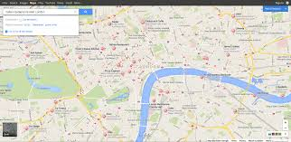 London On World Map by Google Starting To Highlight Top Directory Sites In Local Search