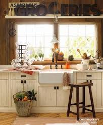 Contemporary Country Style - kitchen modern country kitchen kitchen island country kitchen