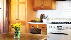Craftsman Kitchen Cabinets Tour A Classic Craftsman Home Sunset