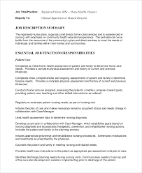 easy in home care description patient coordinator resume