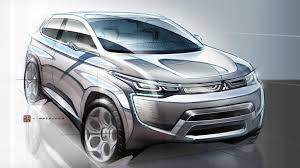 mitsubishi concept mitsubishi concept px miev ii unveiled motor1 com photos