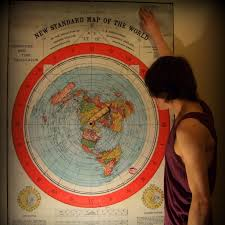 Flat Map Of World by Nano63a Youtube