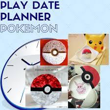 pokemon play date planner 922 saturdays