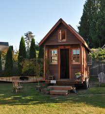 green thoughts small houses make room for change a tiny house in