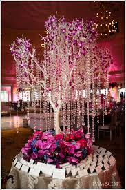 Wedding Centerpieces With Crystals by Top 25 Best Orchid Wedding Centerpieces Ideas On Pinterest Blue