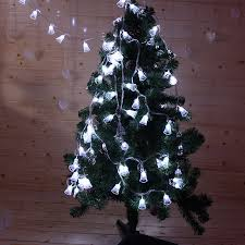 outdoor battery operated new year trees 10m 100 leds wedding