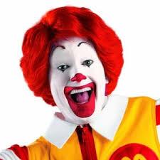 Ronald Mcdonald Halloween Costume Ronald Mcdonald Rotten Tomatoes