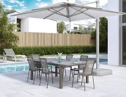Patio Dining Chairs by Vitale Outdoor Dining Set Table 6 Chairs For Your Patio