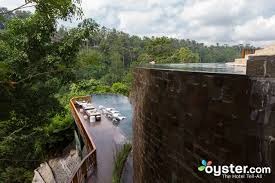 hanging gardens of bali hotel oyster com review photos